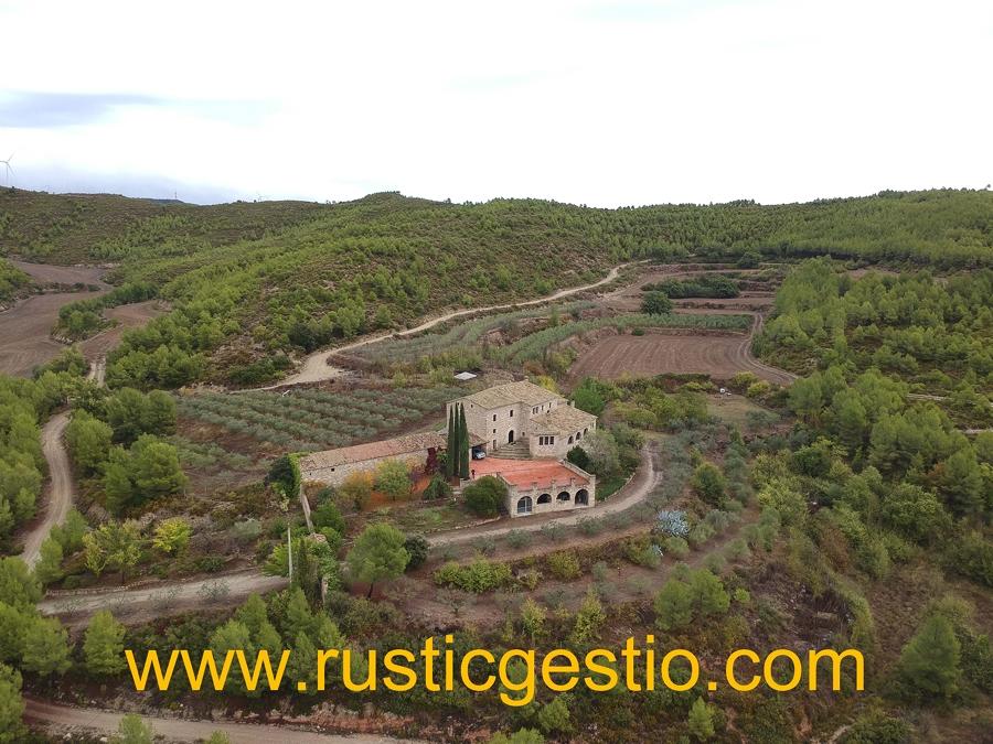 Finca rústica amb masia en venda a Igualada, Barce